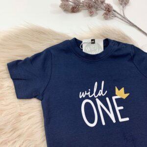 T-shirt 'Wild One'