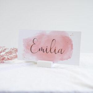 Geboortekaartje Emilia
