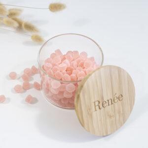Snoepjes Meli melo - roze (per kg)