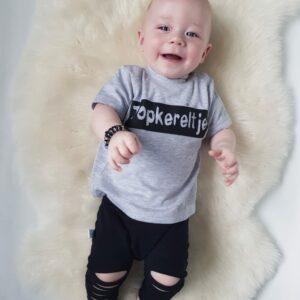 T-shirt 'Topkereltje'